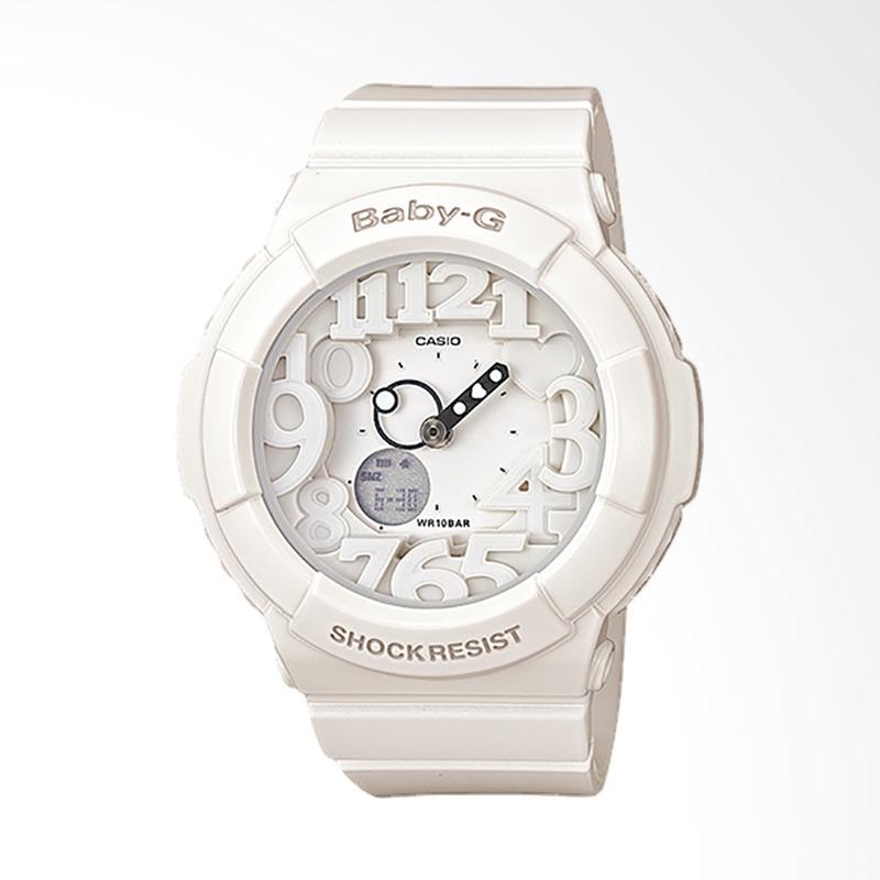 Casio Baby-G BGA-131-7BDR Jam Tangan Wanita - White