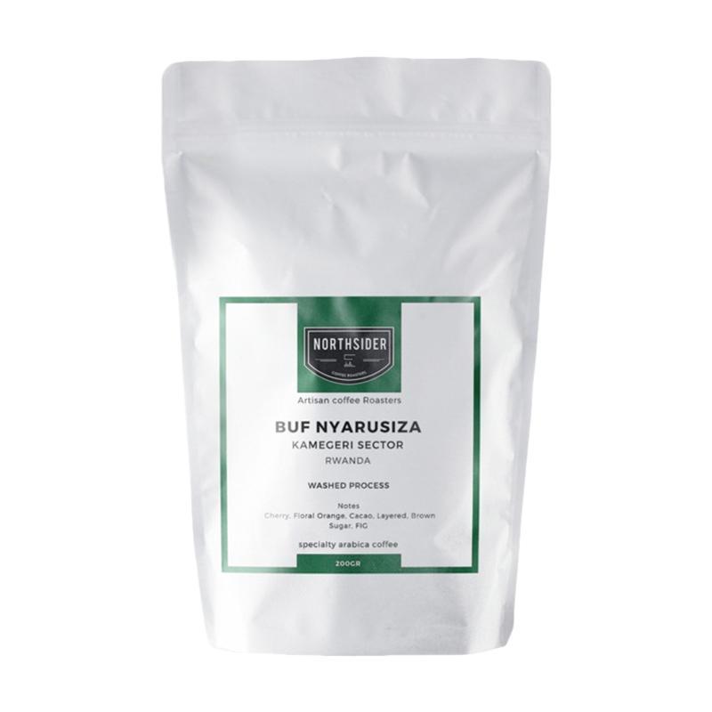 NORTHSIDER KOPI ARABIKA BUF NYARUSIZA ARABICA SPECIALTY COFFEE WASHED RWANDA