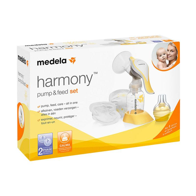harga Medela Harmony Pump & Feed set Blibli.com