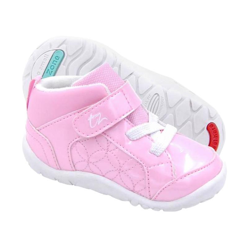 Toezone Kids Orville Fs Sepatu Anak Perempuan - Pink White