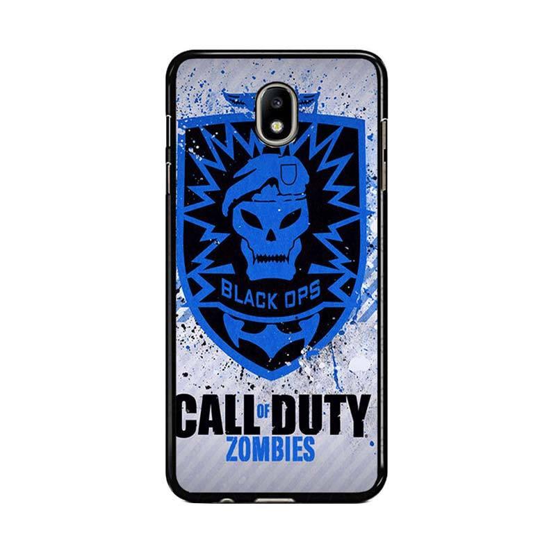 Flazzstore Call Of Duty Black Ops Zombie Logo Z1194 Custom Casing for Samsung Galaxy J5 Pro 2017