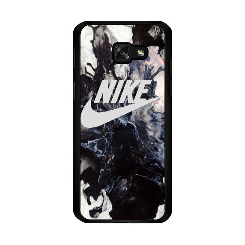 Flazzstore Nike Smoke Black O0067 Custom Casing for Samsung Galaxy A5 2017