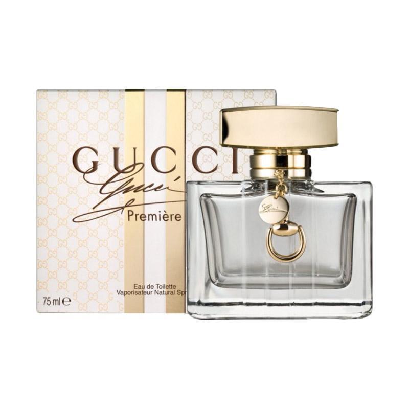 Gucci Premiere Eau de Toilette Parfum Wanita [75 mL]