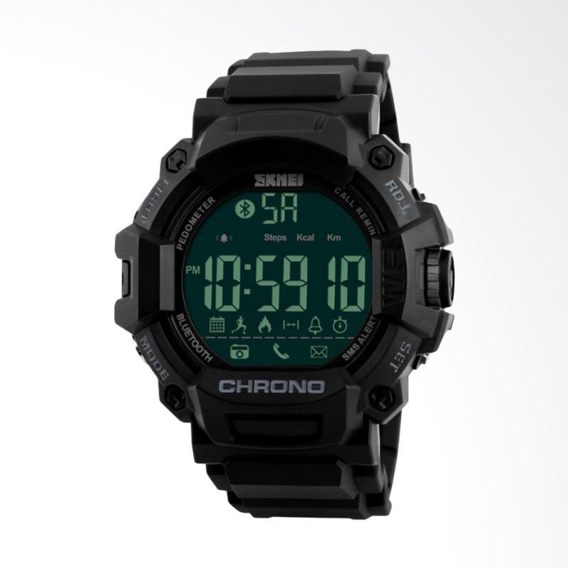 harga Skmei 1249 Jam Tangan Pria Smartwatch - Hitam Blibli.com