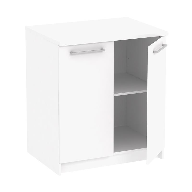 Jual Pro Design Oklava Kabinet Dapur White Glossy 2 Pintu Online Harga Kualitas Terjamin Blibli