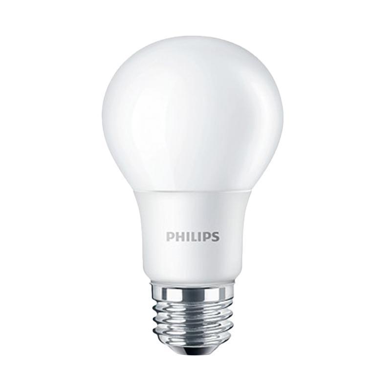 Hasil gambar untuk PHILIPS Bulb Lampu LED - Cool Day Light Putih