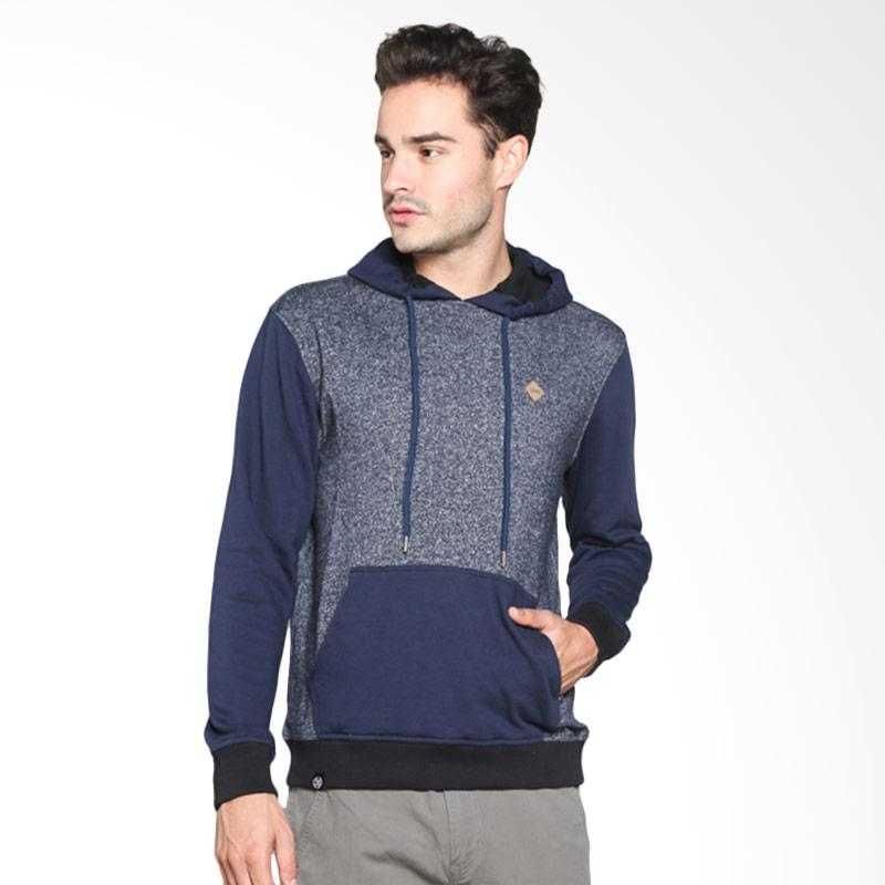 3Ssecond  fit Jacket Pria - Blue 113041715