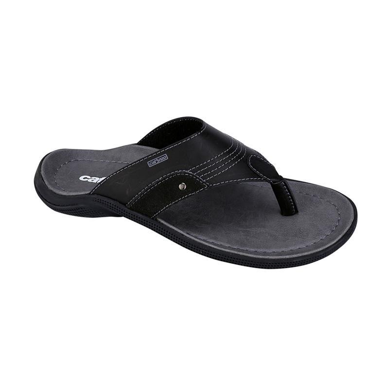 Catenzo CS 925 Sandal Pria - Black