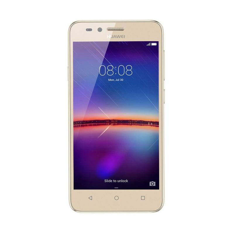 Huawei Y5 II Smartphone - Gold [8 GB/1 GB]