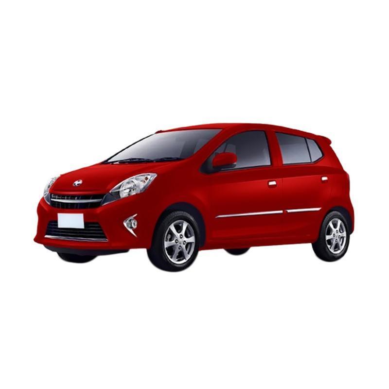 Toyota Agya 1.0 G TRD Mobil - Red Extra diskon 7% setiap hari Extra diskon 5% setiap hari Citibank – lebih hemat 10%