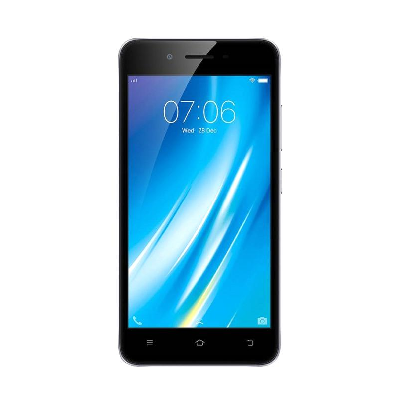 Vivo Y53 Smartphone - Black [16GB/2GB]
