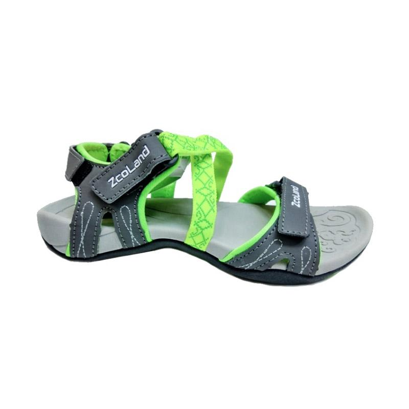 ZcoLand Fashion Sandal Gunung - Green