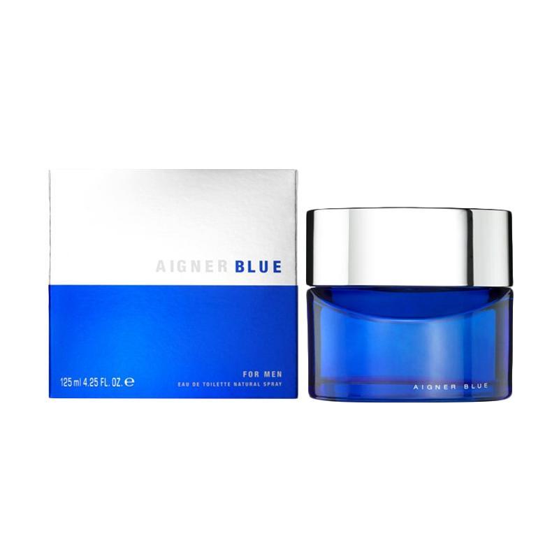 Aigner Blue EDT Parfum Pria [125 mL]