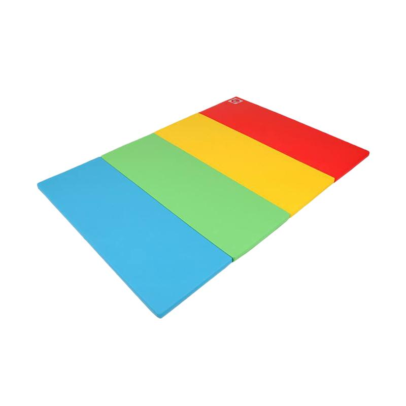 Foldaway Rainbow Playmat