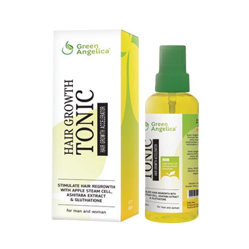 Green Angelica Hair Tonic