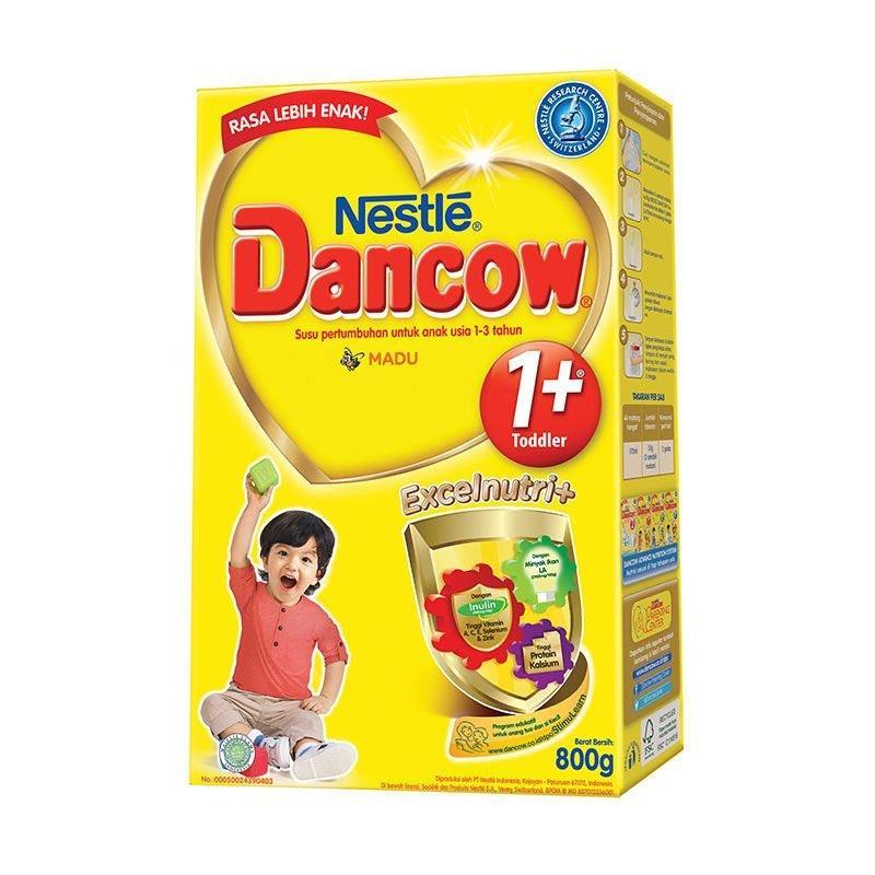 Dancow 1+ Madu Susu Formula [800 g]