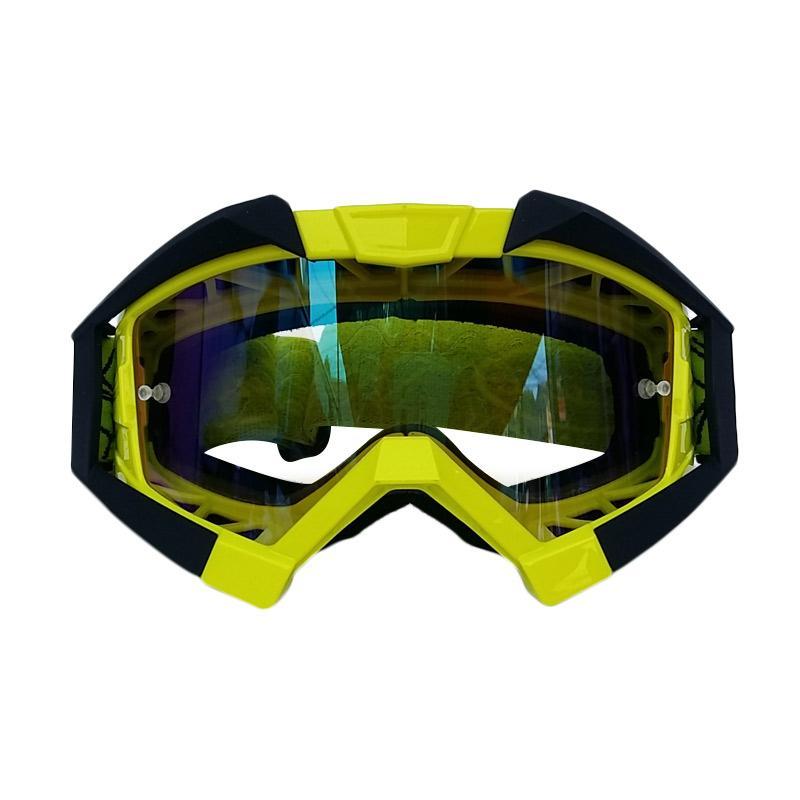 harga Snail M30 Kacamata Google - Yellow Blibli.com