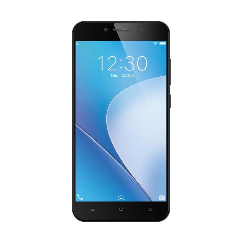 Vivo Y53 Smartphone - Black [16 GB/2 GB] + Free Tongsis