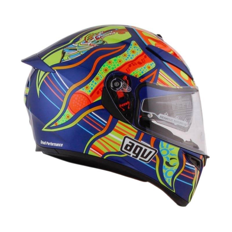 Jual Agv K3 Sv Special Edition Five Continent Helm Full Face Online Februari 2021 Blibli