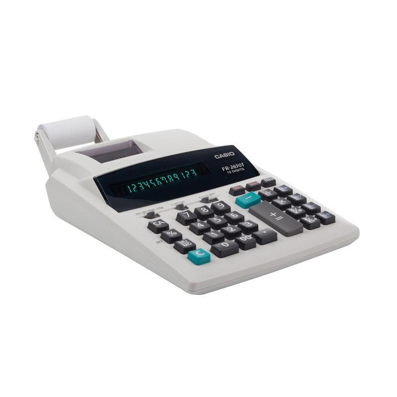 CASIO FR-2650 Kalkulator Printer