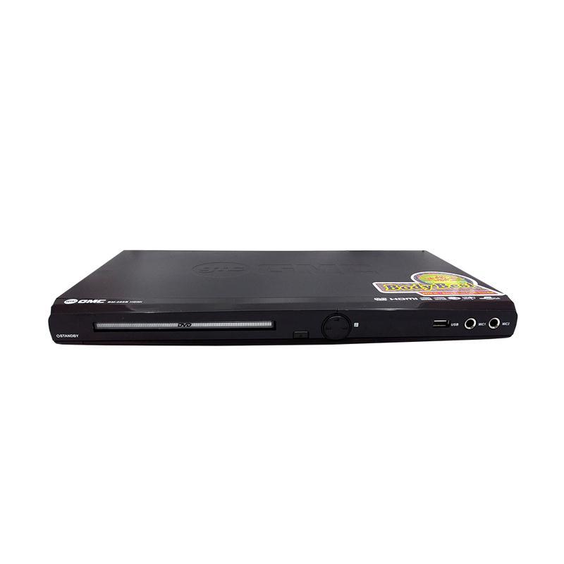 GMC BM-088A DVD Player - Hitam [HDMI/Full HD 1080p]