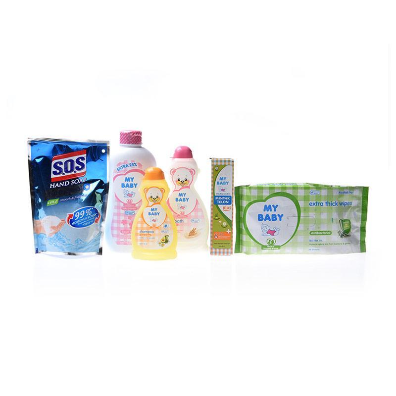 Tempo Store Club - SOS Paket Ibu & Anak - khusus area Jabodetabek