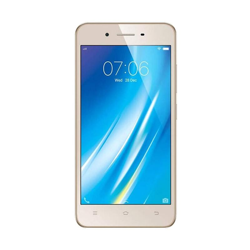 VIVO Y53 Smartphone - Gold [16 GB/ 2 GB]