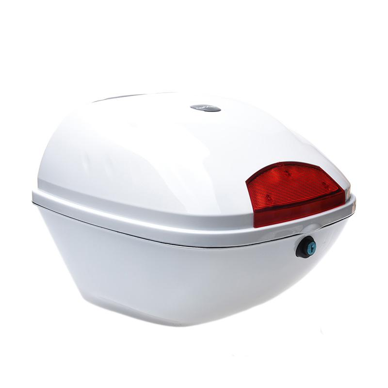CORVUS BRZ-512 Box Motor 23 Liter Putih