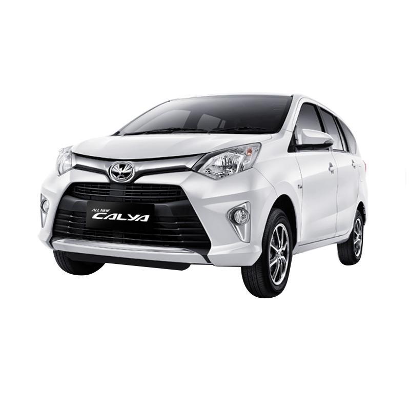 Toyota Calya 1.2 G Mobil - White
