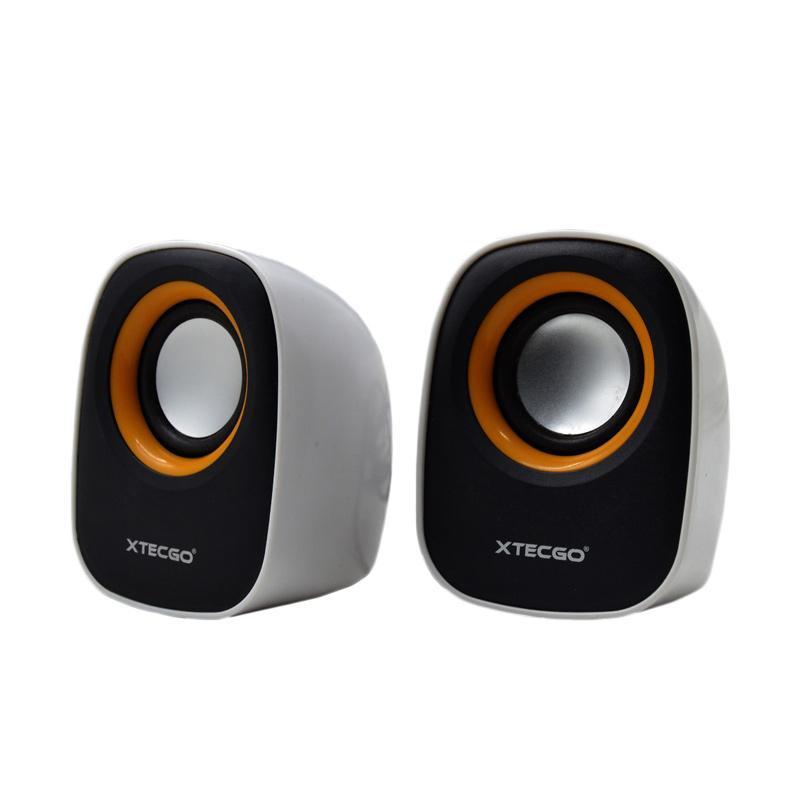 XTECGO F-5 USB Speaker - Kuning