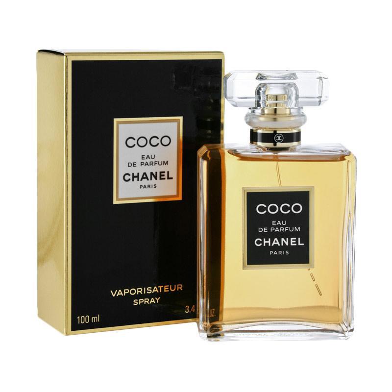 Jual Chanel Coco EDP Parfum Wanita [100 mL] Online - Harga & Kualitas Terjamin | Blibli.com