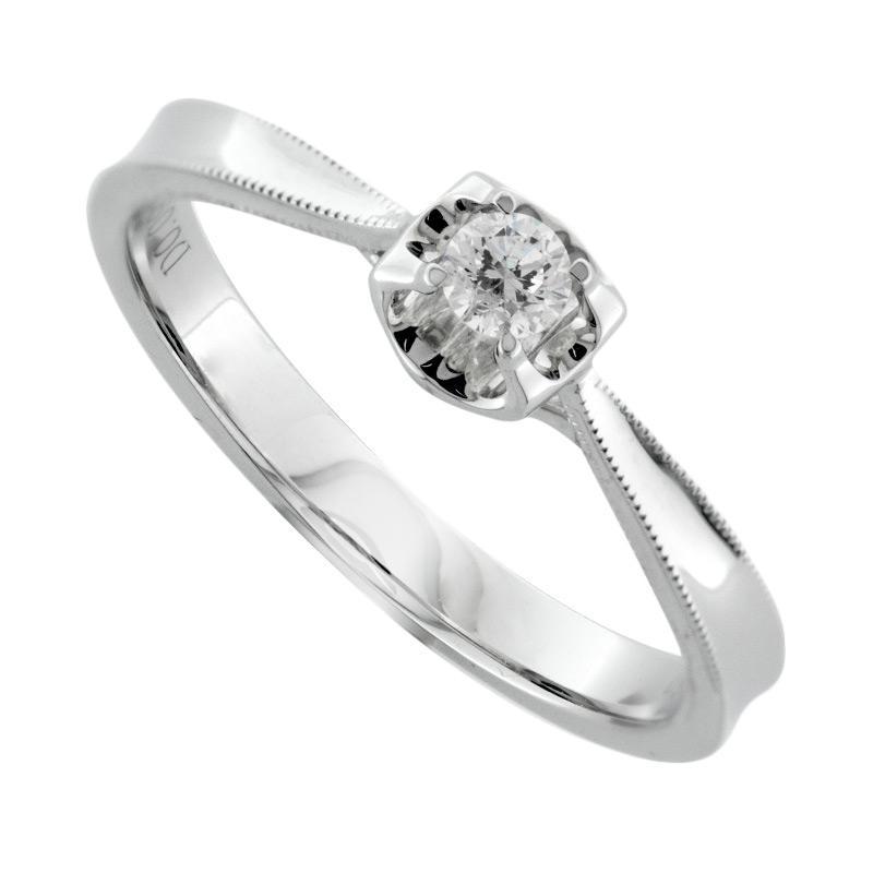 My Jewel WR50975B Diamond Ring