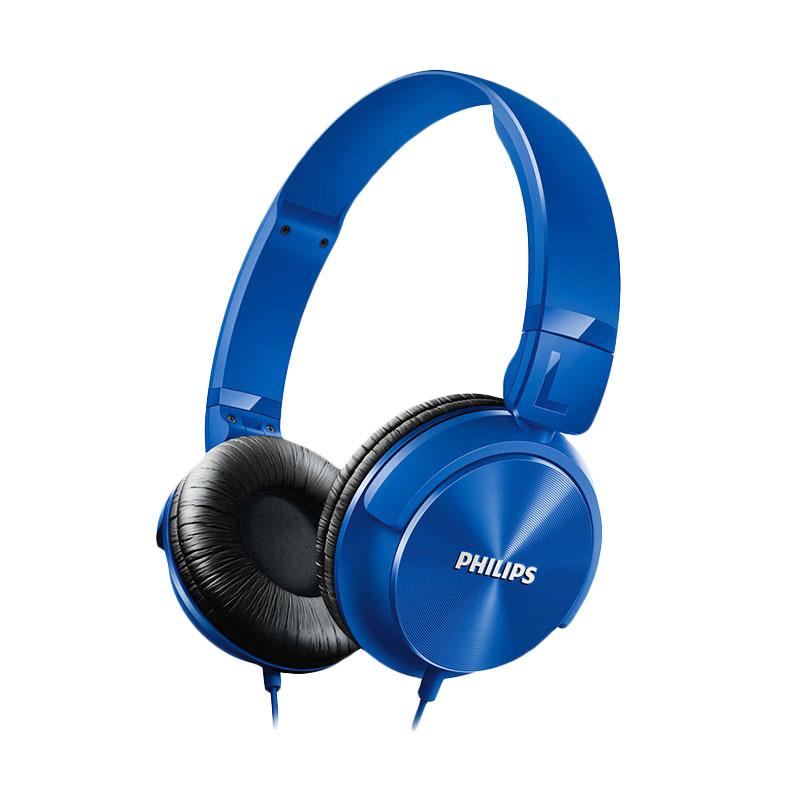 harga PHILIPS SHL 3060 Headphone - Blue Blibli.com