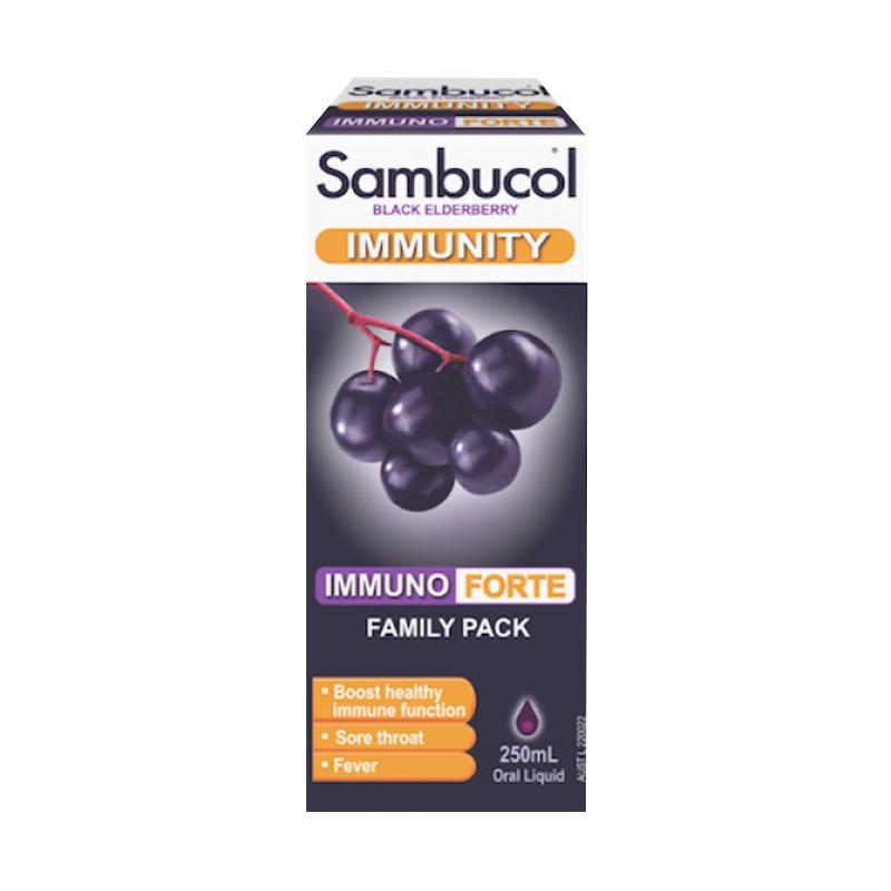Sambucol Immuno Forte Multivitamin [250 mL]