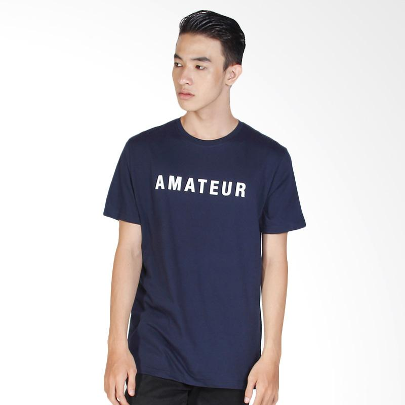 Invictus Amateur Kaos Pria - Navy Extra diskon 7% setiap hari Citibank – lebih hemat 10% Extra diskon 5% setiap hari