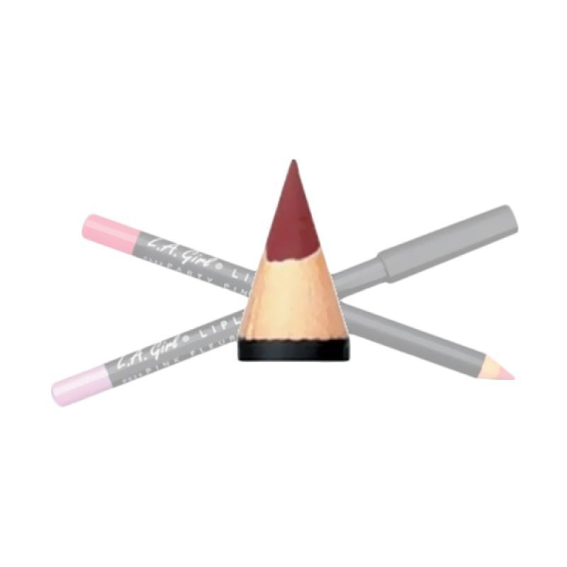 LA Girl Lipliner Pencil - 541 Plum