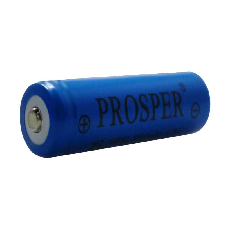 Prosper Baterei Lithium 18650 [2200 mAh]