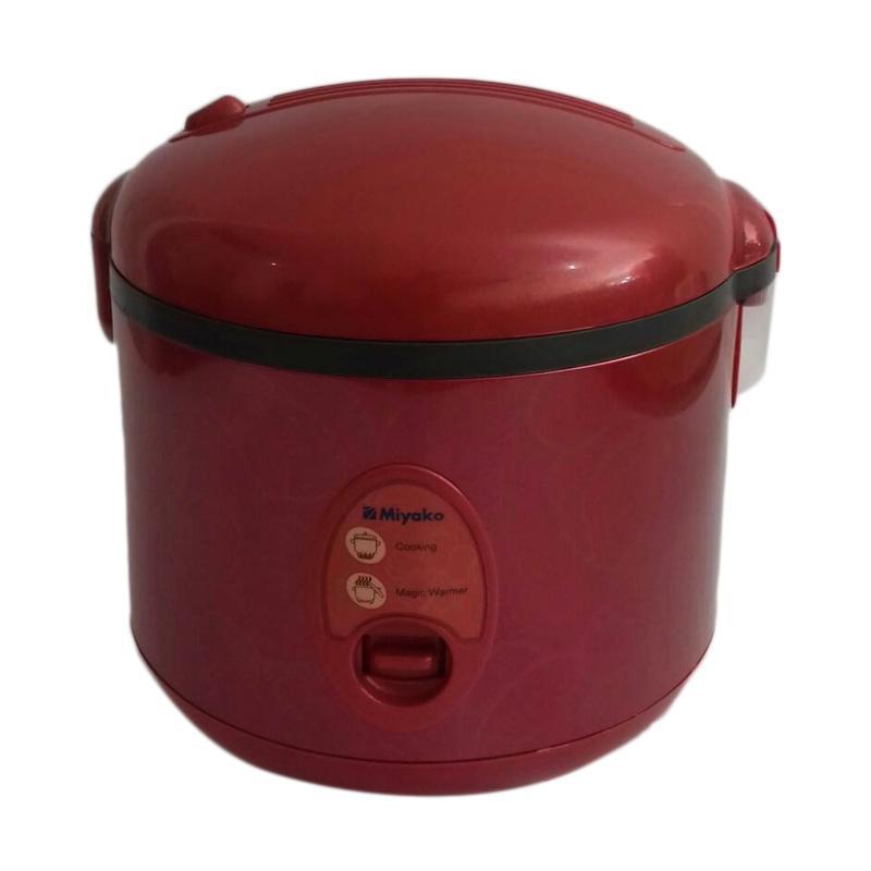 Miyako MCM 508 R Magic Com - Merah [1.8 L]