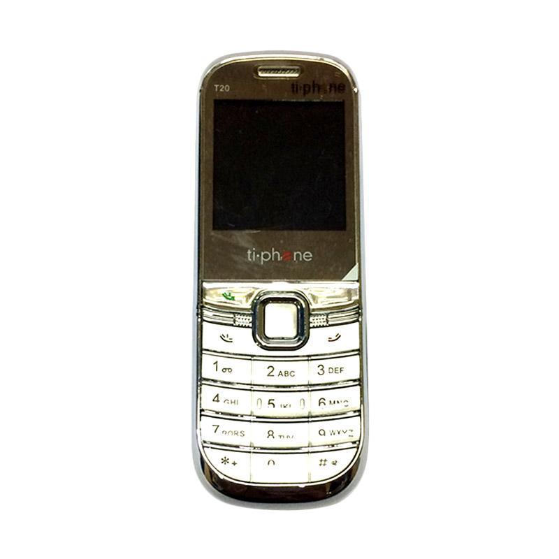TiPhone T20 Handphone - Putih