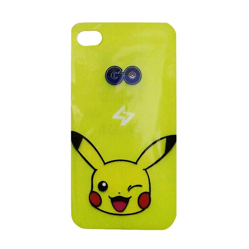 FDT TPU Pokemon 002 Casing for Apple iPhone 4 or 4S