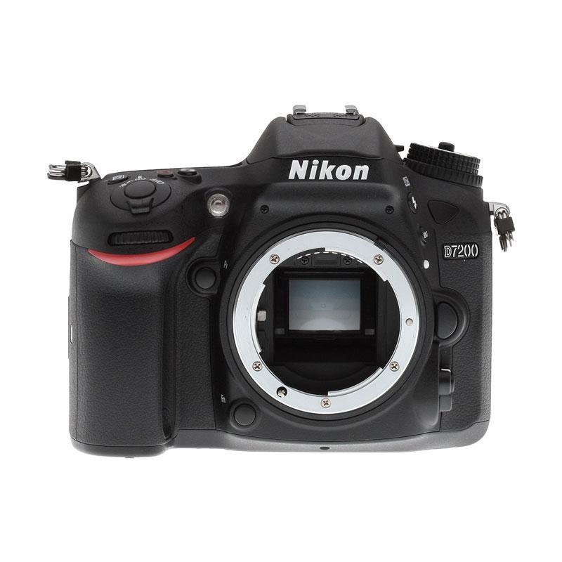harga Nikon D7200 Kamera DSLR [Body Only] ( Free Screenguard Terpasang ) Ladang Elektronik Blibli.com