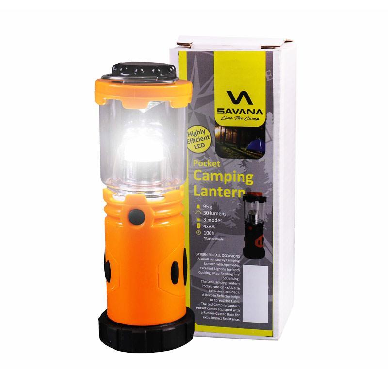Savana Pocket Camping Lantern