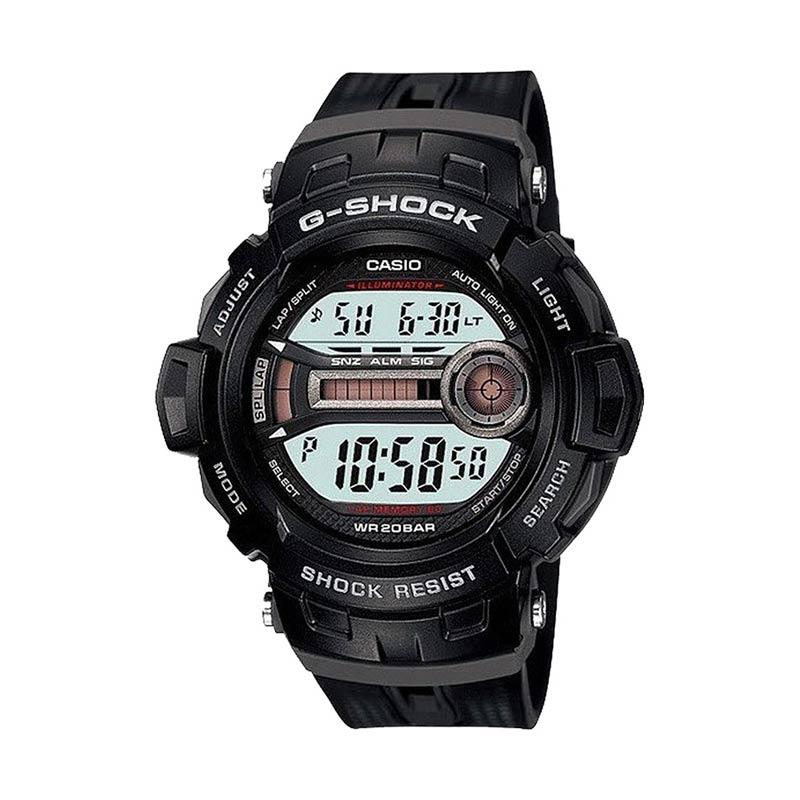 Casio G-Shock GD-200-1DR Jam Tangan Pria