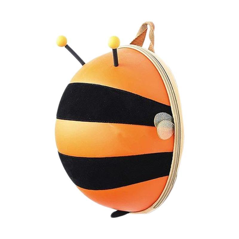 J&J Kids Bumblebee Backpack - Orange