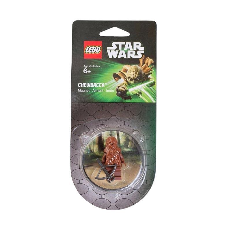 Lego Star Wars Magnet: Chewbacca 850639 Mainan Blok & Puzzle