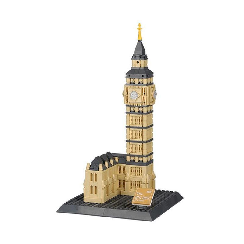 Wange 7012 Big Ben London Mini Blocks