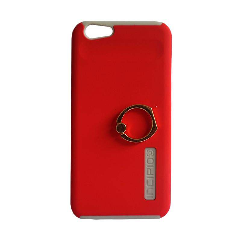 Incipio Hardcase with Ringstand Casing for Oppo F1S - Red?merah