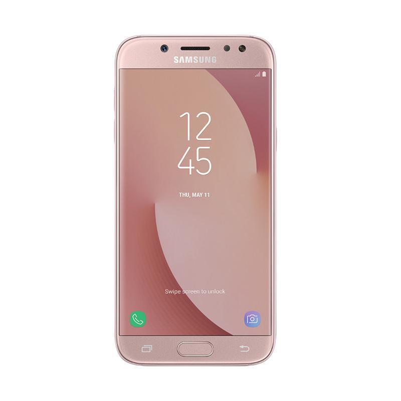 Samsung Galaxy J5 Pro Smartphone - Pink [32GB/ 3GB/ D]