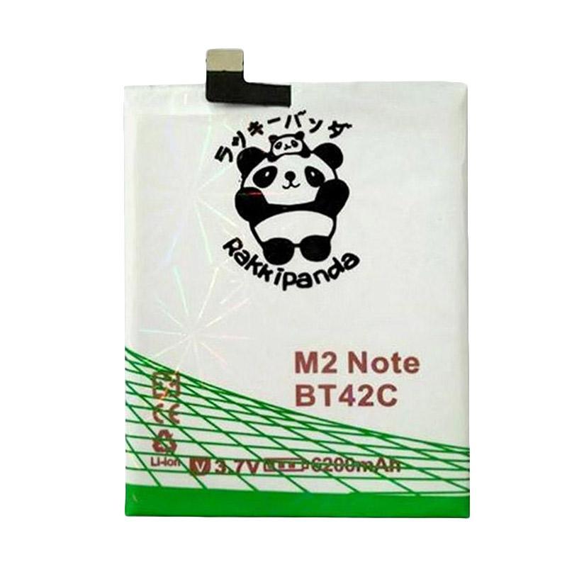 RAKKIPANDA BT42C Baterai for MEIZU M2 NOTE [DOUBLE POWER/DOUBLE IC]