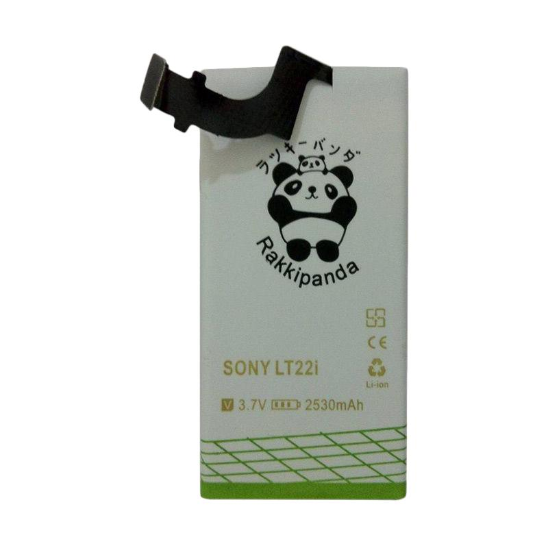 RAKKIPANDA Double Power IC Battery for SONY Xperia P LT22i